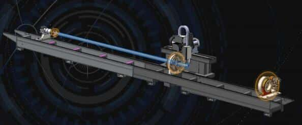 cut metal pipe machine image 1