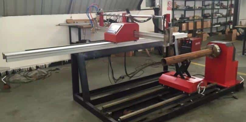 Portable Pipe Plasma Cutting Machine