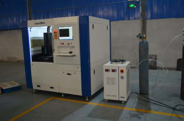 Small Stainless Laser Cutting Machine